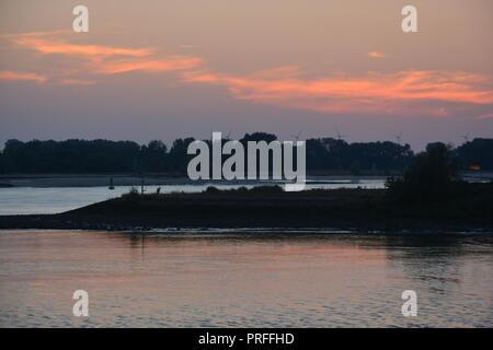abendrot - Stock Photo