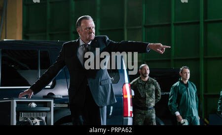 Prod DB © 42 -The Amel Company - Motion Picture Capital - Nostromo Pictures / DR TITAN (THE TITAN) de Lennart Ruff 2018 GB/ESP./USA avec Tom Wilkinson - Stock Photo