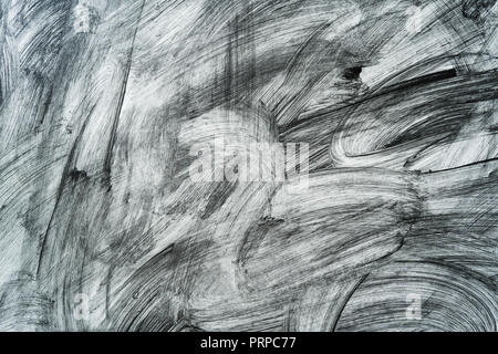 closed-up of concrete cement textured of wall background - Stock Photo
