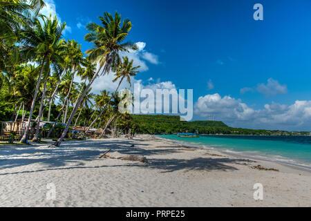 Pantai Bara beach, Bira, Sulawesi, Indonesia - Stock Photo