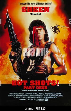Original film title: HOT SHOTS! PART DEUX. English title: HOT SHOTS! PART DEUX. Year: 1993. Director: JIM ABRAHAMS. Credit: 20TH CENTURY FOX / Album - Stock Photo