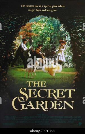 Original Film Title: THE SECRET GARDEN. English Title: THE SECRET ...
