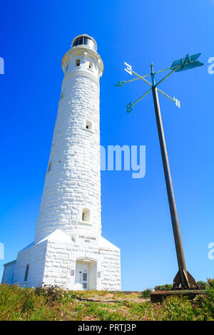 Cape Leeuwin Lighthouse, Augusta, WA - Stock Photo