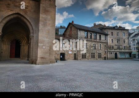 France- TULLE- Correze - Prefecture 2017 - Stock Photo