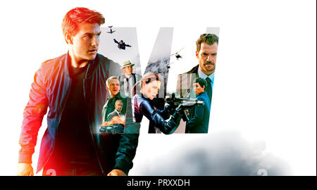 Prod DB © Paramount Pictures - Bad Robot - Skydance Media - TC Productions / DR MISSION: IMPOSSIBLE - FALLOUT de Christopher McQuarrie 2018 USA visuel - Stock Photo