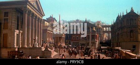 Prod DB © Brooksfilms / DR LA FOLLE HISTOIRE DU MONDE HISTORY OF THE WORLD de Mel Brooks 1981 USA histoire; history; parodie; parody; Rome Antique; An - Stock Photo