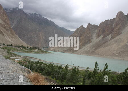 Hunza is a mountainous valley in the Gilgit-Baltistan region of Pakistan. Hunza is situated in the .... State of Hunza (former) · Hunza–Nagar District - Stock Photo