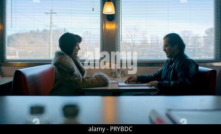 Prod DB © EON Productions - Mental Pictures / DR NANCY de Christina Choe 2018 USA avec Andrea Riseborough et John Leguizamo - Stock Photo