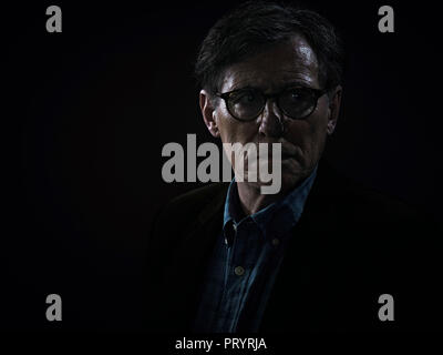 Prod DB © James Minchin - PalmStar Media - Windy Hill Pictures / DR HEREDITE HEREDITARY de Ari Aster 2018 USA Gabriel Byrne. horreur; horror; fantasti - Stock Photo