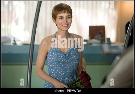 Prod DB © Anonymous Content - Big Indie Pictures - Iconoclast / DR DON'T WORRY, HE WON'T GET FAR ON FOOT de Gus Van Sant 2018 USA avec Rooney Mara bio - Stock Photo