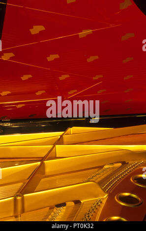 Wien, Klavierfabrik Bösendorfer - Stock Photo