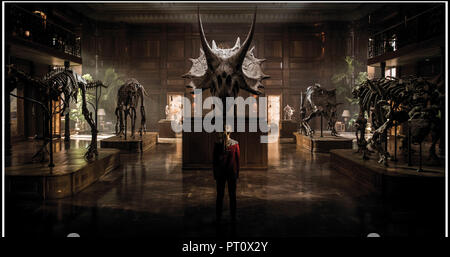Prod DB © Universal Pictures - Amblin Entertainment - Legendary Entertainment - Apaches Entertainment / DR JURASSIC WORLD: FALLEN KINGDOM de J.A. Bayo - Stock Photo
