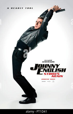 Prod DB © Universal Pictures - Perfect World Pictures - Studio Canal - Working Title Films / DR JOHNNY ENGLISH CONTRE-ATTAQUE JOHNNY ENGLISH STRIKES A - Stock Photo