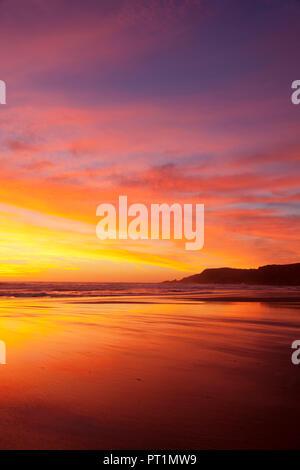 Praia do Amado beach, Carrapateira, Costa Vicentina, west coast, Algarve, Portugal