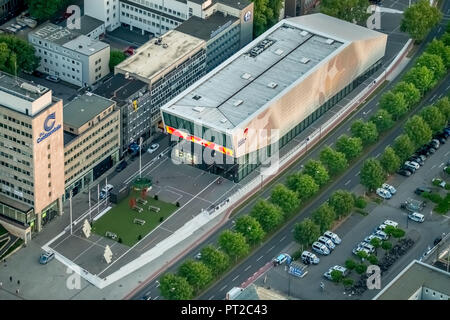 DFB Football Museum, Dortmund Football Museum, Dortmund, Ruhr Area, North Rhine-Westphalia, Germany, Europe - Stock Photo