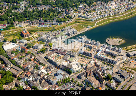 Dortmund, Ruhr area, North Rhine-Westphalia, Germany - Stock Photo