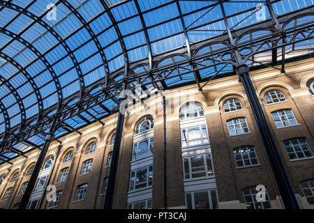 Hays Galleria. London, England - Stock Photo