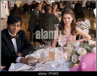 Prod DB © 20 th Century Fox - 3311 Productions - 21 Laps Entertainment - Story Ink / DR TABLE 19 de Jeffrey Blitz 2017 USA avec Tony Revolori et Anna - Stock Photo