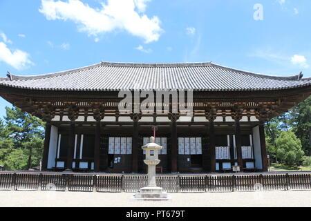 Kōfukuji Temple, Nara, Japan - Stock Photo
