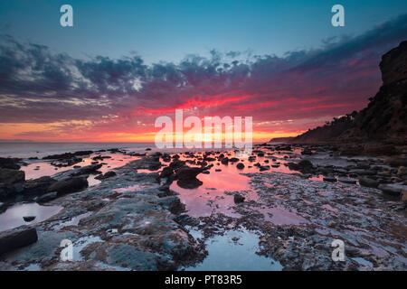 Sunset Wishes - Stock Photo