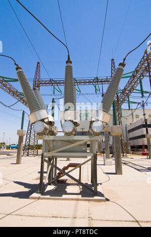 SF6 Substation Power Circuit Breaker In Geotherml Power ...
