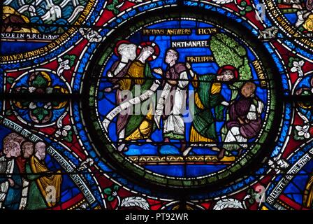 UK, Canterbury, Canterbury Cathedral, 2009. Creator: Ethel Davies. - Stock Photo