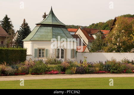 Kloster Metten in Nayern - Stock Photo