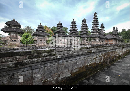 BALI INDONESIA - JULY 14, 2018 Taman Ayun Temple is a royal temple of Mengwi Empire located in Mengwi. This place is one of the destination for travel - Stock Photo