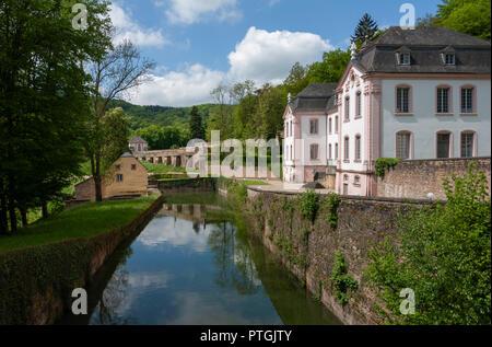 Bollendorf, Schloss Weilerbach - Stock Photo