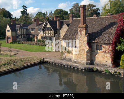 The Astor Wing, a collection of cottages by Hever Castle