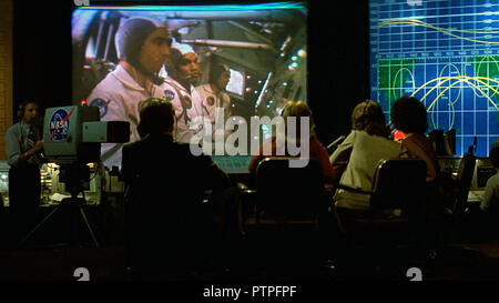 Prod DB © ITC-AGF / DR CAPRICORN ONE de Peter Hyams 1978 USA/GB salle de controle; control room - Stock Photo