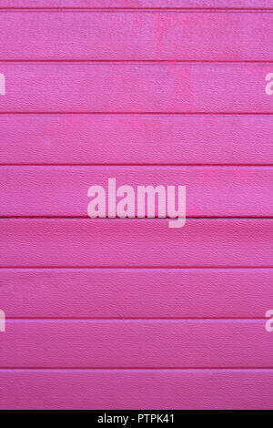 Pink background from plastic, texture - Stock Photo