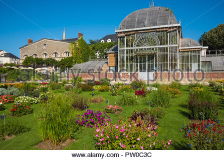 Nantes, Jardin des Plantes - Stock Photo
