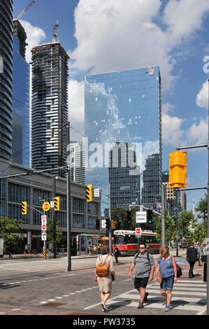 Downtown Toronto - Stock Photo