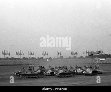 Wehrmacht Heer Panzerkampfwagen I PzKpfw I Panzer I - Stock Photo