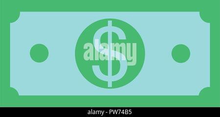 Money cash symbol - Stock Photo