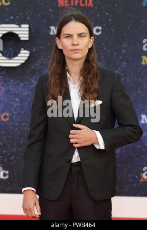 Maniac UK Netlix TV Premiere at the Southbank Centre, London  Featuring: Coco Sumner Where: London, United Kingdom When: 13 Sep 2018 Credit: WENN.com - Stock Photo