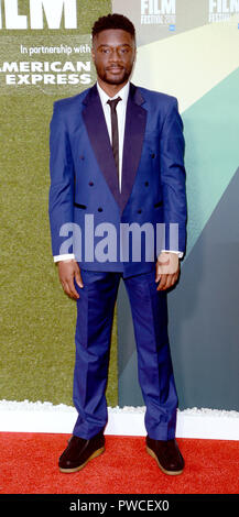 Photo Must Be Credited ©Alpha Press 078237 14/10/2018 Guest at The Little Drummer Girl World Premiere during the BFI London Film Festival held at Embankment Garden Cinema in London. - Stock Photo