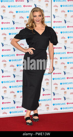 London, UK. 15th Oct 2018.  attends the Women of the Year Lunch & Awards, London, UK - 15 Oct 2018 Credit: Gary Mitchell, GMP Media/Alamy Live News - Stock Photo