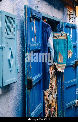 Chefchaouen, Morocco, 2018 - Stock Photo