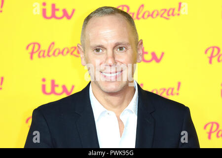 London, UK. 16th Oct 2018. Robert Rinder, ITV Palooza, Royal Festival Hall, Southbank Centre, London, UK, 16 October 2018, Photo by Richard Goldschmidt Credit: Rich Gold/Alamy Live News - Stock Photo