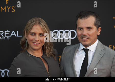 The Television Academy honours Emmy-nominated Performers Reception at Wallis Annenberg Center for the Performing Arts in Beverly Hills, California.  Featuring: John Leguizamo Where: Beverly Hills, California, United States When: 15 Sep 2018 Credit: Tony Forte/WENN - Stock Photo