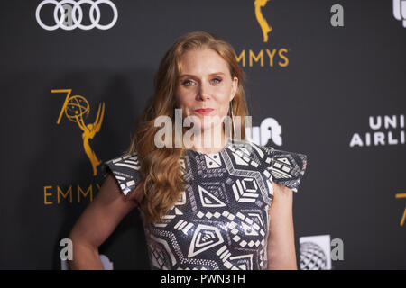 The Television Academy honours Emmy-nominated Performers Reception at Wallis Annenberg Center for the Performing Arts in Beverly Hills, California.  Featuring: Christiane Seidel Where: Beverly Hills, California, United States When: 15 Sep 2018 Credit: Tony Forte/WENN - Stock Photo