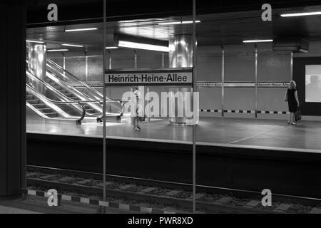 Düsseldorf U-Bahn
