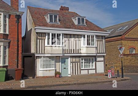 Faversham Period House Kent - Stock Photo