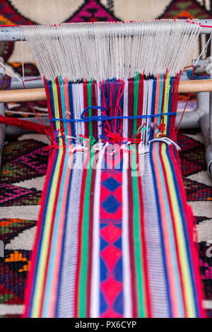 Handcraft of Saudi Arabia, traditional crafts, handmade - Stock Photo