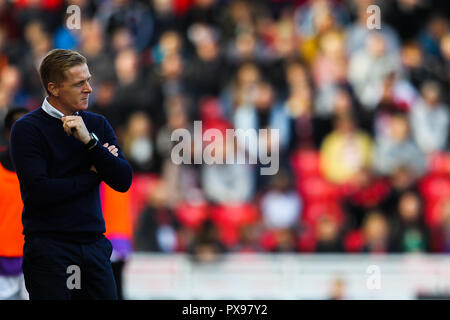 garry monk fulham manager betting