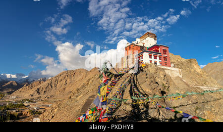 Namgyal Tsemo Gompa, Leh, Ladakh, Kashmir, India