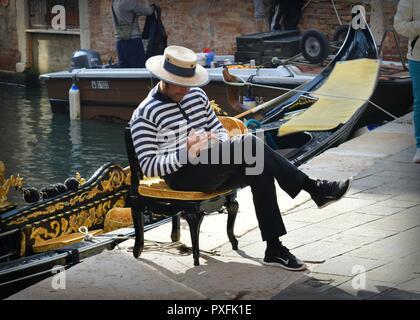 Travel Photography Venice Italy - Stock Photo