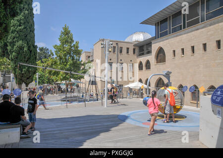 Madatech, Israeli National Museum of Science Technology and Space, Haifa, Israel - Stock Photo